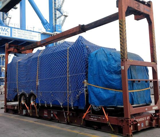 Project Cargo Transportation